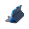 Кожен калъф Flip тефтер Flexi със стойка за Alcatel 3X 2020 - тъмно син