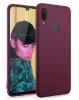 Силиконов калъф / гръб / TPU за Samsung Galaxy A20s - лилав / мат